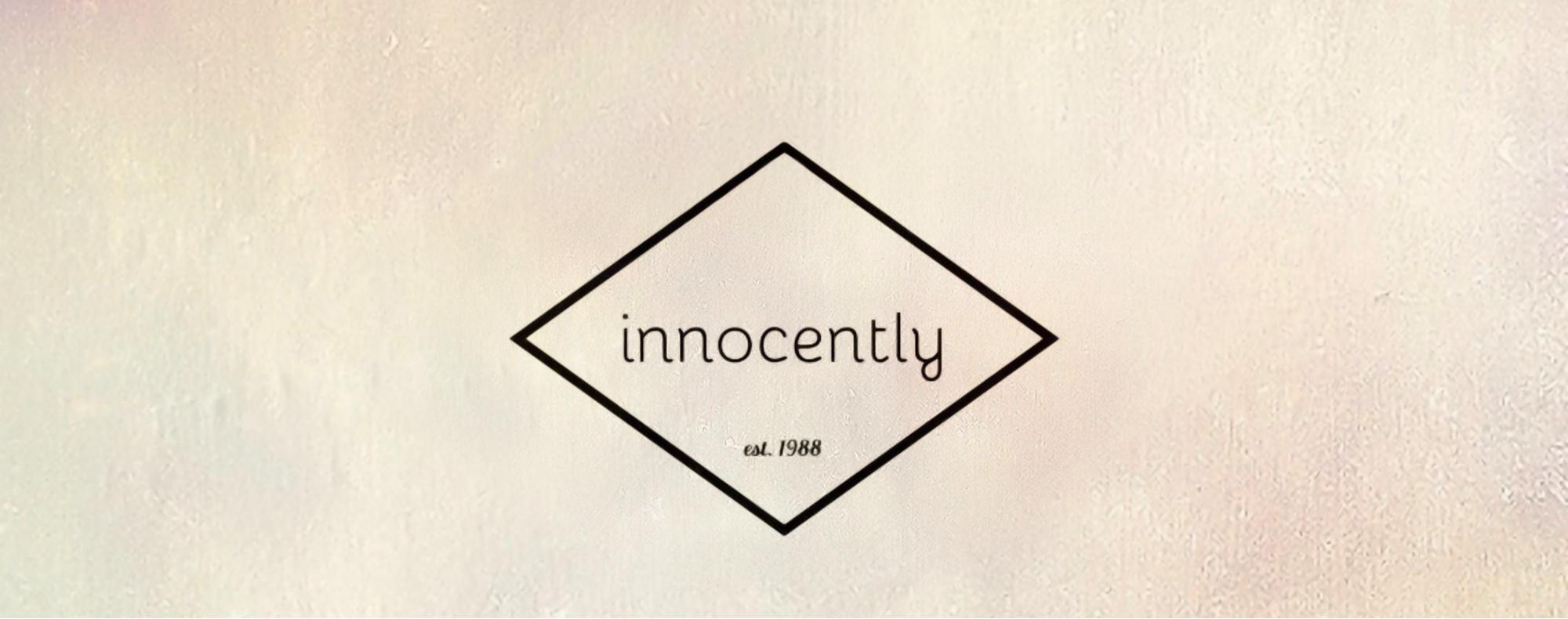 innocentlyのロゴ画像